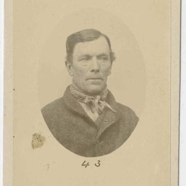 Prisoner James Smith 1875 Tasmania