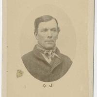 Prisoner Thomas ARCHER alias Thomas SMITH or James SMITH 1875