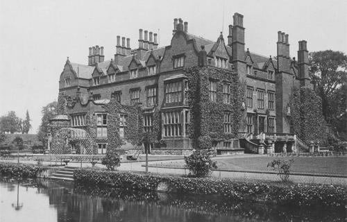 Perry Hall Warwickshire