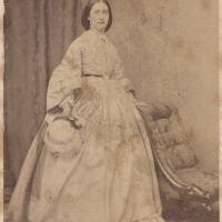 Best of friends: Emma PITT and Liz O'MEAGHER 1866