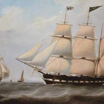 Barque Sir Charles Napier
